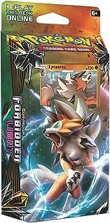 Pokemon TCG: Sun & Moon Forbidden Light Lycanroc Theme Deck | Collectible Trading Card Set | 60 Card Deck with Ultra Rare ...