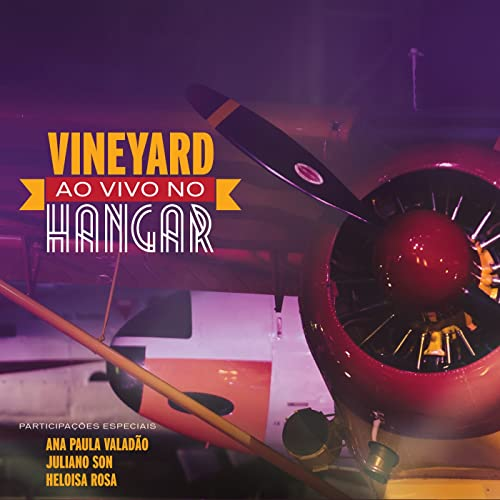 cd vineyard ao vivo no hangar
