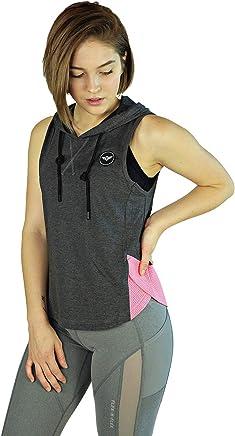 ce241c9232f FLEX-N-FLEX Women's Lightweight Pullover Hoodie (Yoga/Running/Training)