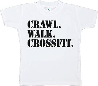 Kids Crawl Walk Crossfit T-Shirt