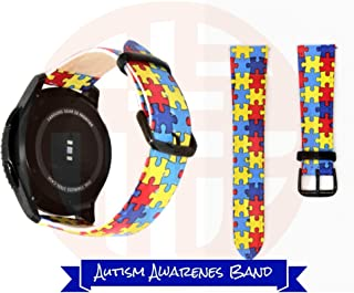 autism awareness apple watch band