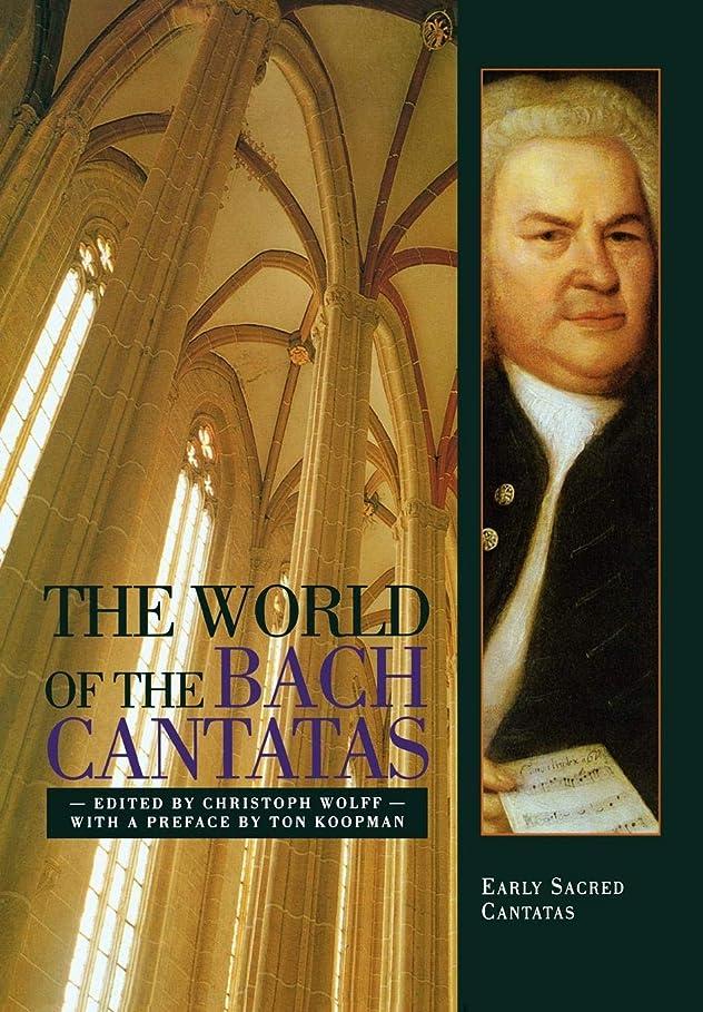 試用失速灰The World of the Bach Cantatas: Johann Sebastian Bach's Early Sacred Cantatas