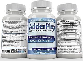 Energy Pills Brain Supplement: Pre Workout Stimulant, Focus Supplement Brain Boost Memory Supplement for Brain, Mood Boost...