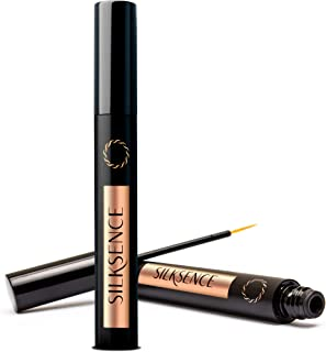Silksence Eyelash Growth Serum for Lash and Brow Irritation Free Formula (5ML)