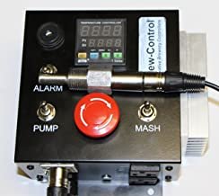 120v Electric Mash Tun/RIMS (Recirculating Infusion Mash System) Tube Controller with Pump Control