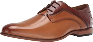 STACY ADAMS Men's Savion Plain Toe Lace-up Oxford