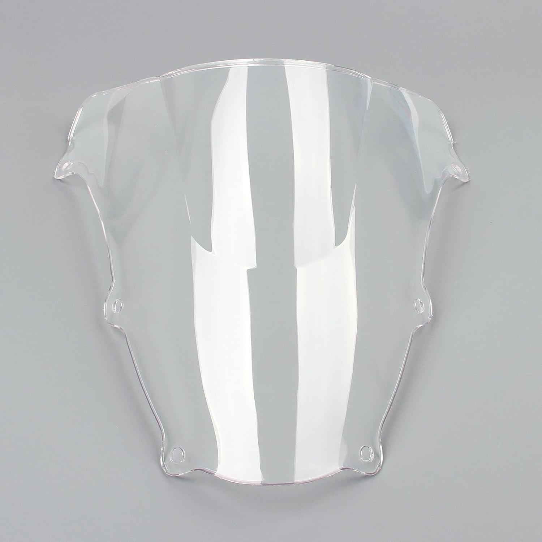 Areyourshop Windshield WindScreen Max Genuine Free Shipping 85% OFF Double for Bubble Suzuki SV650