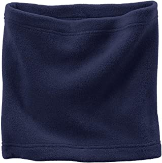 port authority fleece neck gaiter