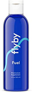 Flyby Electrolyte Liquid Supplement Drops for Water & Drinks - No Calories No Sugar - Rapid Hydration, Keto...
