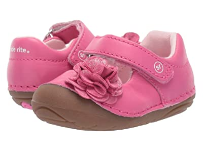 Stride Rite SM Aria (Infant/Toddler) (Pink) Girls Shoes