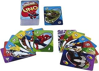 Mattel Games Spiderman UNO Card Game