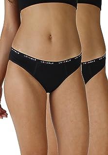 Lovable Period Panties Slip da Ciclo Mestruale Flusso Abbondante (Pacco Da 2) Donna