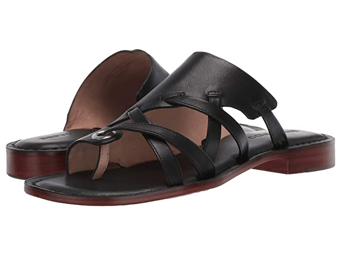 Bernardo  Tenley (Black Antique Calf) Womens Sandals