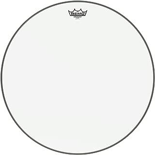 Remo BA032000 20-Inch Clear Ambassador Batter Drumhead