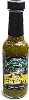 Cornet Bay Gourmet Dill Pickle Hot Sauce