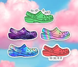 Croc Pack Stickers