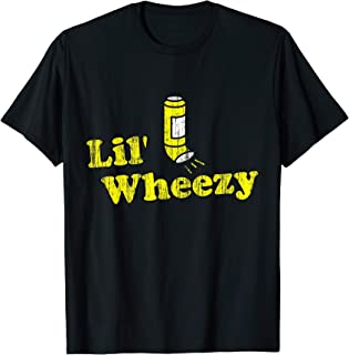 Lil Wheezy Asthma T-Shirt