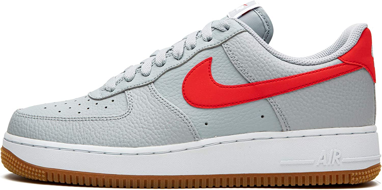 Demonio sistemático Ajustable  Amazon.com | Nike Unisex Shoes Low Sneakers CI0057 100 AIR Force 1 '07 2  Size | Basketball
