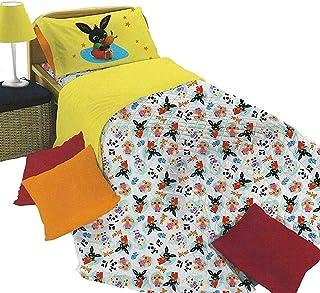 Multicolore Poliestere 32 x 33cm Bing Bunny Cuscino