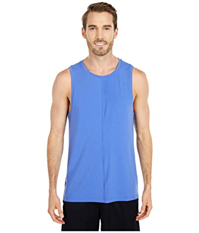Nike Active Recovery Dri-FIT Tank (Astronomy Blue/Black) Men