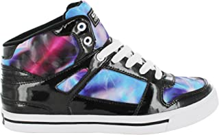 Hip Hop V Girls Blue Black Dance Lifestyle Competition Shoe
