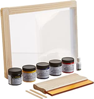 Jacquard Screen Printing Kit-Semi Transparent