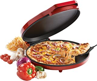 Betty Crocker BC-2958CR Pizza Pizza، 1440 Watts، Red