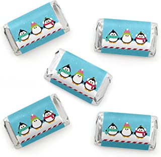 penguin candy wrapper