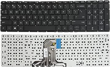 GinTai Laptop US Keyboard without Frame HP 15-af131ca 15-af131dx 15-af135nr 15-af073nr 15-af074nr 15-af075nr 15-af113cl