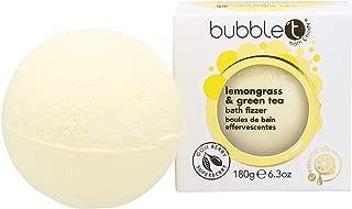Bubble T Tea Bath Fizzer, Lemongrass & Green, 5.95 Ounce