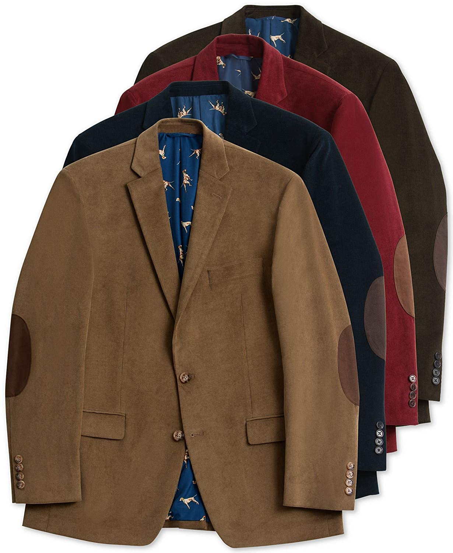 Polo Ralph Lauren Men's Classic-Fit Ultraflex Corduroy Sport Coat