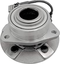 BOXI Front Left or Right Wheel Hub and Bearing Assembly for Chevrolet Equinox 2005-2006 / Pontiac Torrent 2006 / Saturn Vue 2002-2007 / (4-WHEEL ABS Models) 513189