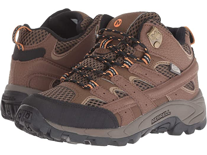 Merrell Kids M-Moab 2 Low Lace Hiking Shoe