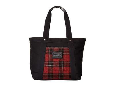 Pendleton Tartan Tote (Brodie Tartan/Black Watch Tartan) Handbags