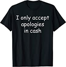 Best i accept apologies in cash Reviews