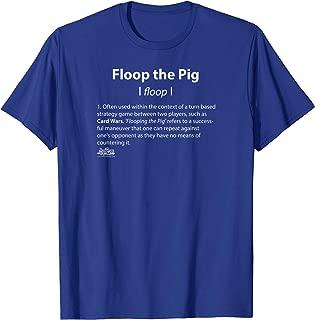 Adventure Time Floop the Pig T-Shirt