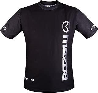 Mazda 6 Logo Black Car Tuning Fan Fashion Graphics Print Cool T-Shirt