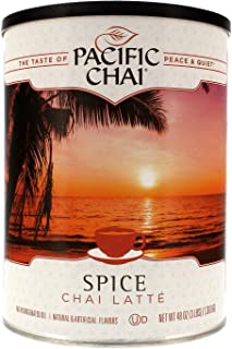Pacific Chai Spice 3-pound Canister, Instant, Powdered