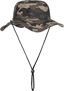 Quiksilver Men's Bushmaster Floppy Sun Beach Hat
