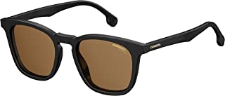 Carrera CARRERA 143/S CAR143S8075170 Rectangular SunglassesBLACK51 mm