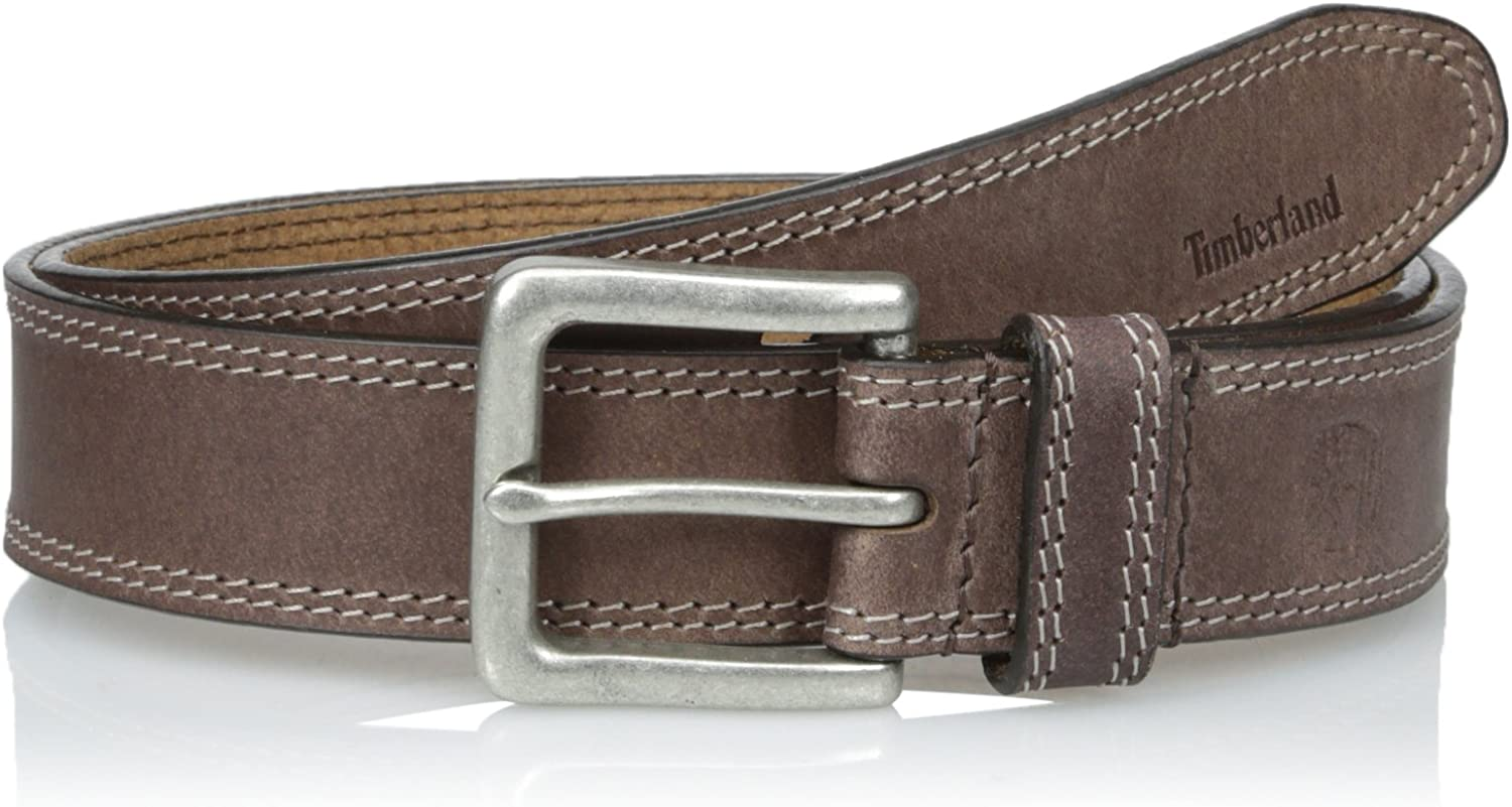 Timberland Max 61% OFF famous 35mm Boot Belt Leather