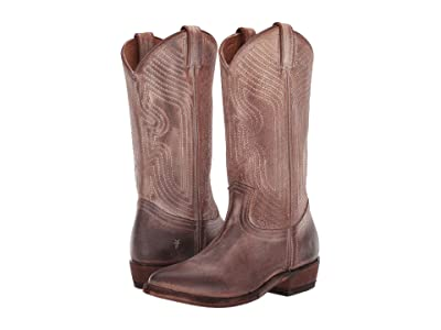 Frye Billy Stitch Pull-On (Chocolate) Women