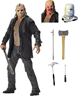 NECA Friday The 13th Ultimate Jason Voorhees 2009 7
