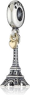 Pandora 791302 Mixed Eiffel Tower Charm