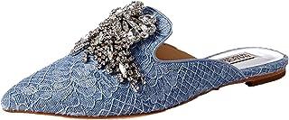 Badgley Mischka Women's Farley Loafer Flat