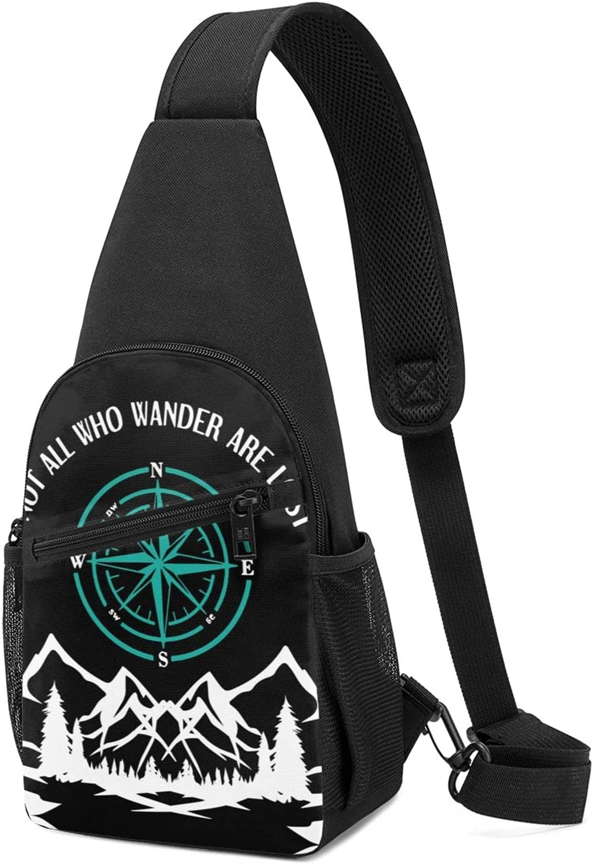Crossbody Sling Backpack Men Multifunctio Store Tulsa Mall Mountain Women Compass