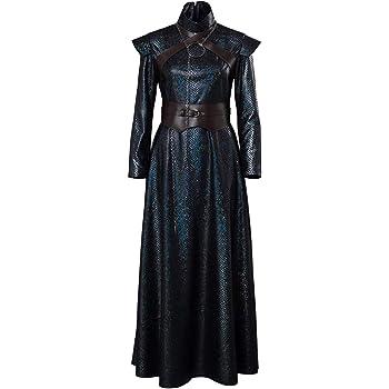 MingoTor Game of Thrones 8 Sansa Stark Disfraz Traje de Cosplay ...