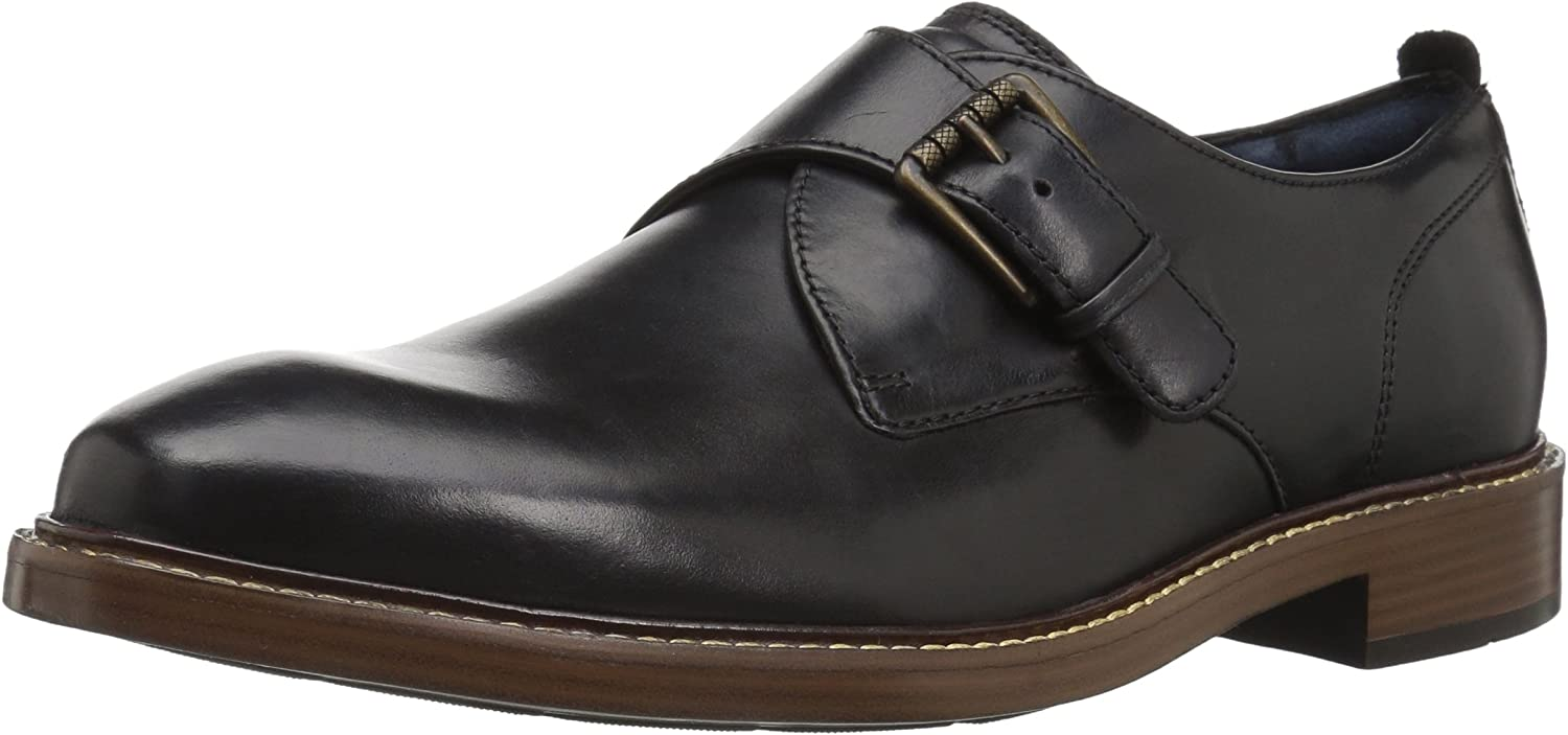 Cole Haan Max 44% OFF Men's Kennedy Single Ii Loafer shipfree Monk Strap
