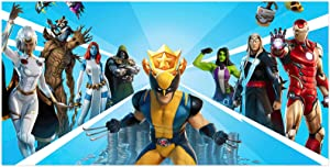 Royale Battle Poster Video Games Wall Scroll for Boys Room Decor Unframed