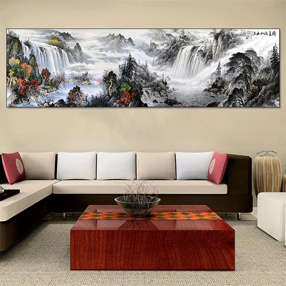 Diamond Painting Natural Scenery Ranking TOP6 Large Special price Kit Full